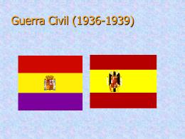 Guerra Civil (1936-1939)