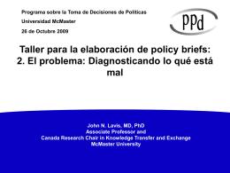 Session2.1 Definiendo el problema