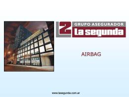 Airbag - La Segunda