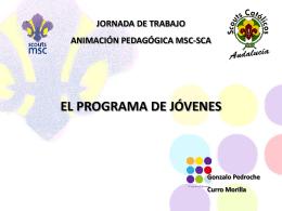 A.3. Presentación Andalucía del PDJ