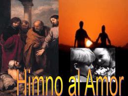 Himno al Amor - Presentaciones.org