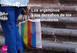 Omnibus TNS Gallup - Camara Argentina de Anunciantes
