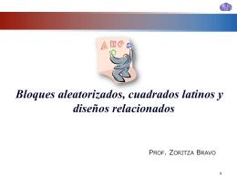 Cuadrados Latinos