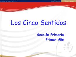 ITEA LOS CINCO SENTIDOS[1]