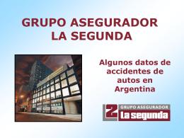 Siniestros en Argentina