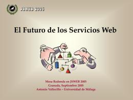 Diapositiva 1 - Universidad de Málaga
