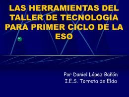 001 Presentación Heramientas