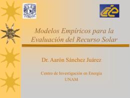 modelos_empiricos - Proyecto de Energía Renovable