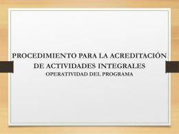 Presentación de una novedad - Instituto Tecnológico de San Juan