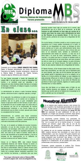 Boletín 4 - Gobernación de Antioquia
