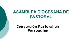 08 Tema Conversión Parroquial. ppt