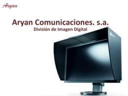 Portfolio de Soluciones (Imagen Digital)