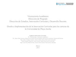 "PRESENTACIÃ""N-PROYECTO-DEIC-2013.-M."