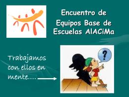 Slide 1 - Alacima