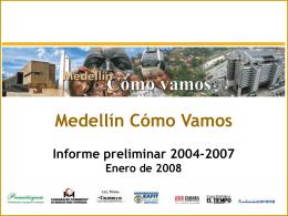 Cómo Vamos - Concejo de Medellín