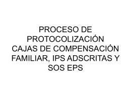 desarrollo protocolo.. - Servicio Occidental de Salud SOS
