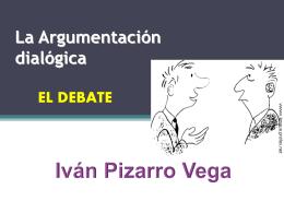 """El debate - Liceo de Adultos """" Luis Gómez Catalán"""