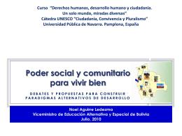 Presentación - Universidad Pública de Navarra
