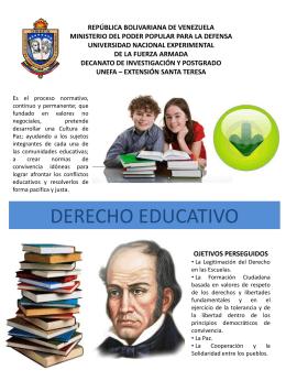 Derecho Educativo - Justicia-mito-o