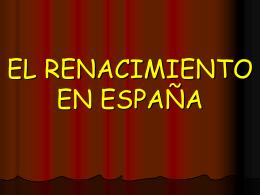 Arquitectura en España. Del Plateresco a el Escorial