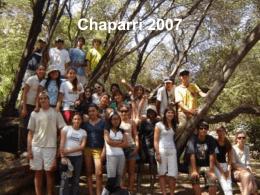 Chaparri 2007