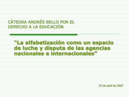 """Encuentro nacional de Educación ambiental """"Diez años para"""