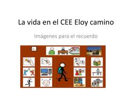 La vida en el CEE Eloy Camino de Albacete