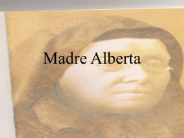 Alberta - Religiosas Pureza de María