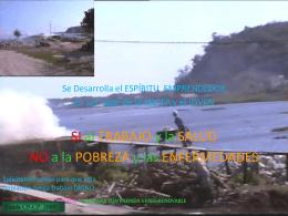 """Proyecto """"VIDA SANA CON ENERGÍA VERDE"""