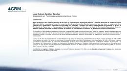 CV Jose Santillan 01302012