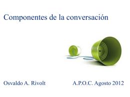 escucha - APOC : Academia Privada de Oratoria Contemporánea
