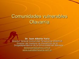 Clínica de la vulnerabilidad