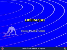 Liderazgo - Mónica Poveda Hurtado