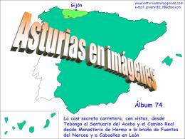 Gijón Asturias en imágenes La casi secreta carretera, con vistas