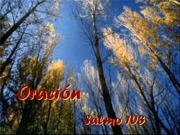 Salmo 103 - divinainfantita.org