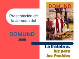 Jesús es el Señor - Misiones Albacete