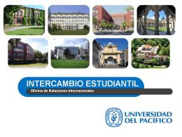 Alumnos de pregrado - Universidad del Pacífico
