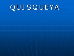 Presentación - Quisqueya.name