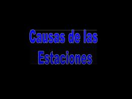 Las Estaciones - Pan de Azucar.net
