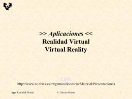 VR-fundamentos