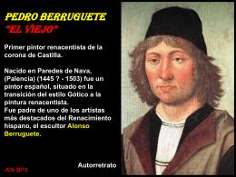 Pedro Berruguete