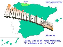 Álbum 16 - Asturias en imágenes