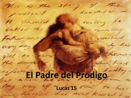 El Padre del Prodigo