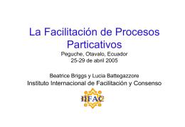 proceso - Preval