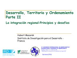 La integración de los Países Andinos : entre promesas y