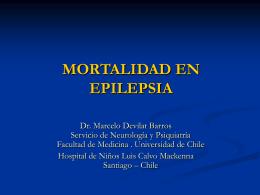 muerte subita en epilepsia