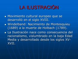 LA ILUSTRACIÓN - Universidad Pontificia de México
