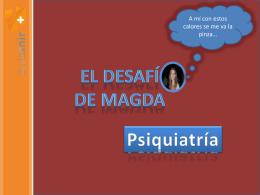 RESPUESTA DESAFIO MAGDA PSIQUIATRIA E IN - Aula-MIR