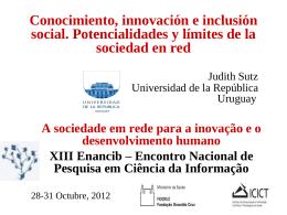 (CTI) con inclusión social?