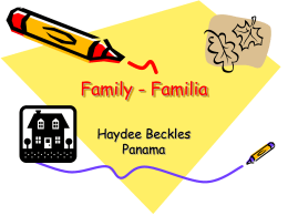Family Familia